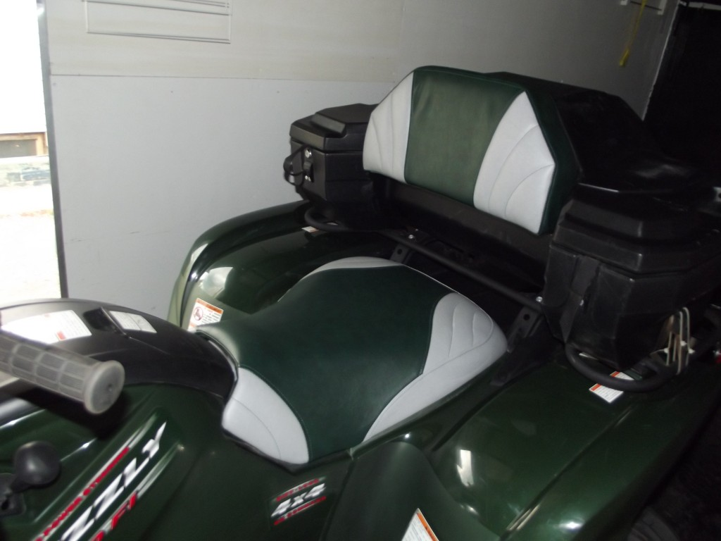 Upholstery gus custom creations ATV